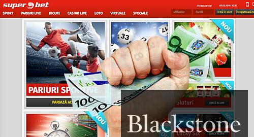 superbet-romania-blackstone-investment