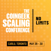 Top 5 reasons why iGaming professionals should attend CoinGeek Toronoto