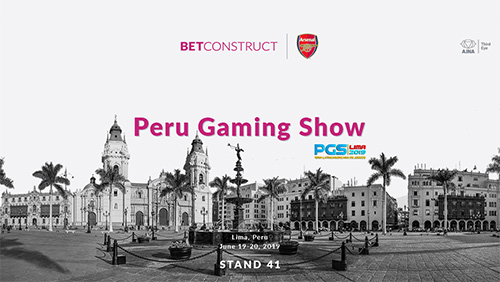 BetConstruct at Peru Gaming Show
