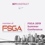 BetConstruct joins Fantasy Sports & Gaming Association