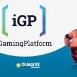 Blueprint Gaming strikes iGaming Platform partnership