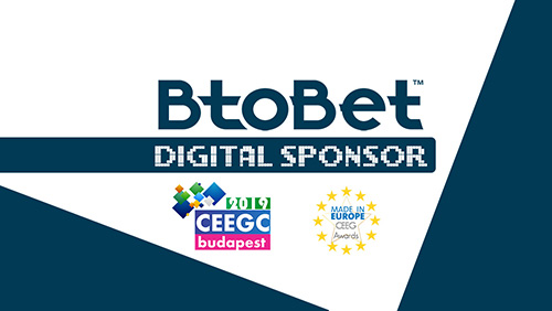 BtoBet announced as Digital Sponsor at CEEGC 2019 Budapest