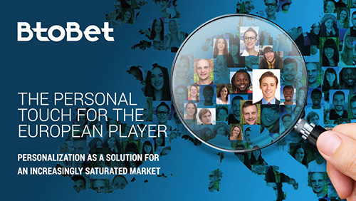 BtoBet launches report about personalizing the European experience
