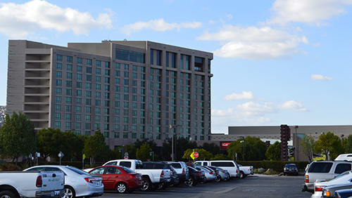 Fire at Pechanga Casino could have been arson