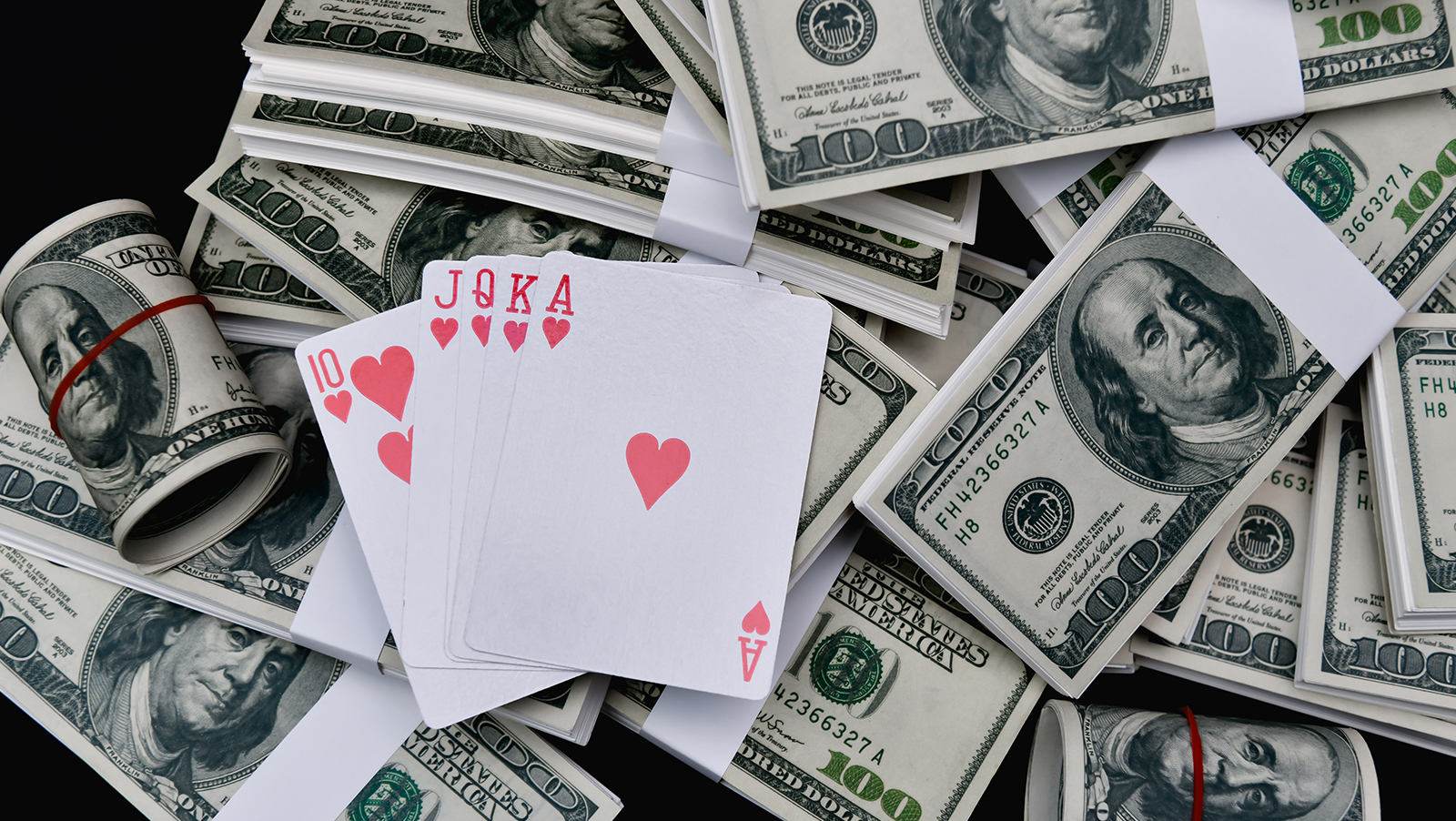Investing in The Stars Group is like playing poker