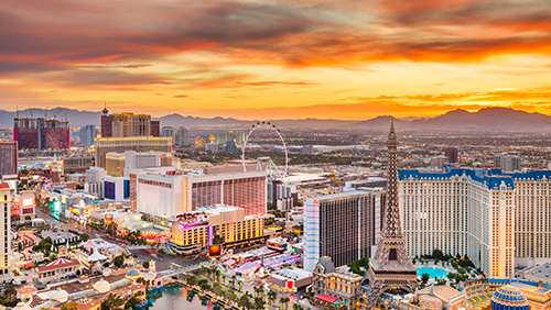 Las Vegas Strip revenue drops by double digits; New Jersey now on top