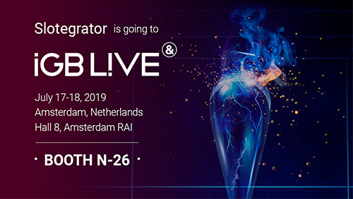 Leading casino software developer Slotegrator will visit iGB Live!