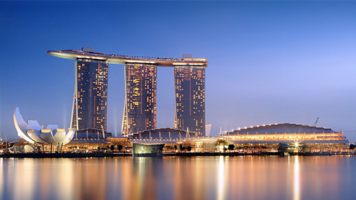 Marina Bay shopping around for $6 billion in loans