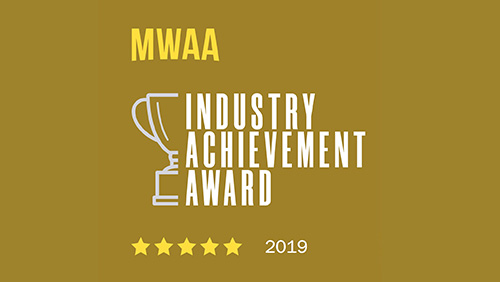 MWAA recognizes Paysafe's O.B. Rawls with 2019 Industry Achievement Award