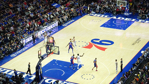 NBA's 76ers owner signs eSports betting partnership