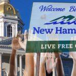 New Hampshire legislature okays mobile, retail sports betting