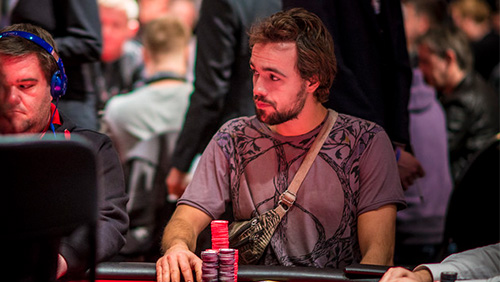 Ole Schemion wins the WPT Baccarat Crystal Tournament of Champions