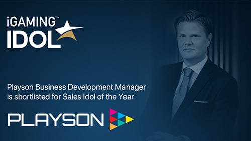 Playson's Business Development Manager Lars Kollind shortlisted for iGaming Idol Awards