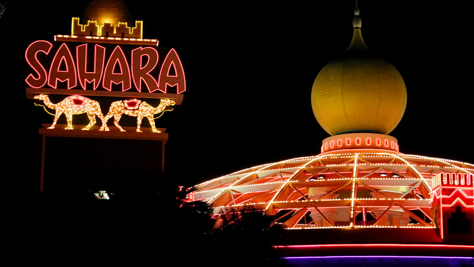 SLS Las Vegas officially to be renamed The Sahara once again