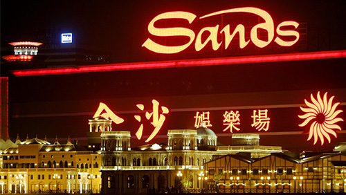 Some Sands China properties to become part of InterContinental Alliance Resorts