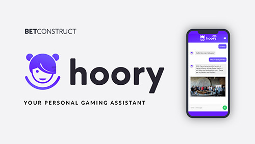 BetConstruct unveils voice-activated gaming assistant Hoory