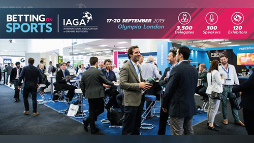 Betting on Sports boosted by IAGA partnership