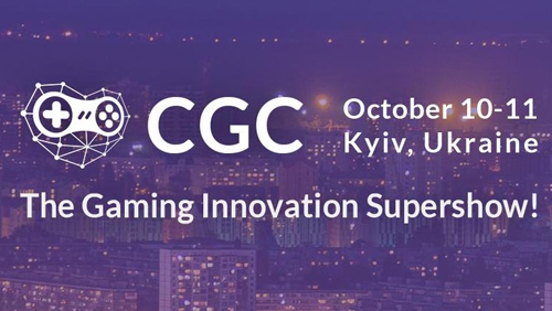 CGC Kyiv 2019, the largest blockchain gaming conference announced on Oct 10-11