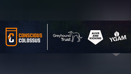 Colossus Bets announce Conscious Colossus 'good causes' scheme and nominate first 3 charities