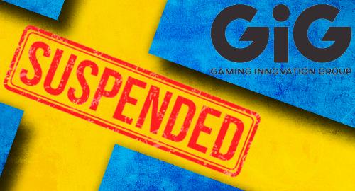 GiG shuts Swedish sportsbook over regulatory uncertainty