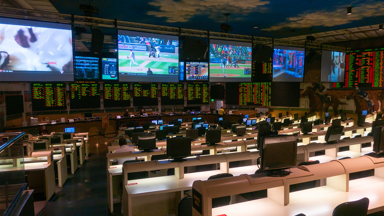 Legalized sports gambling chatter start in California