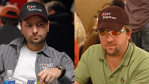 Negreanu and Moneymaker clean-up in WSOP's First Fifty Honours
