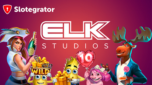 Online casino software provider Slotegrator partners with ELK Studios