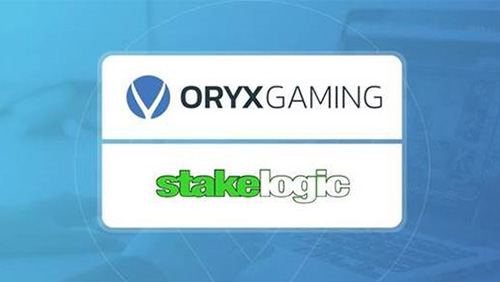 ORYX Gaming agrees new content partnership deal with Stakelogic at iGB Live in Amsterdam