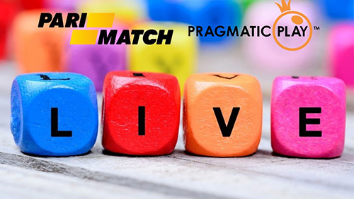 Parimatch goes live with Pragmatic Play's live casino offering