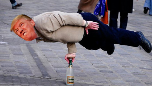 Presidential olympics: Odds on if Biden could beat Trump at pushups