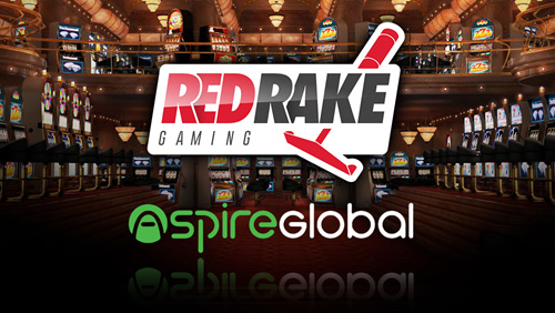 Red Rake Gaming bolsters its reach across Europe with Aspire Global