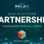 Relax Gaming extends powered by reach with Probability Jones