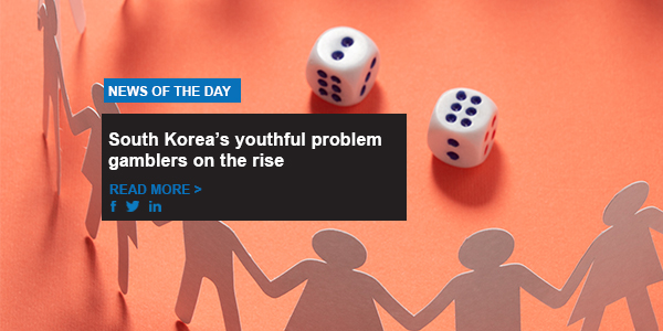 South Korea's youthful problem gamblers on the rise