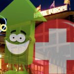 Switzerland casino revenue up in 2018 despite online competition