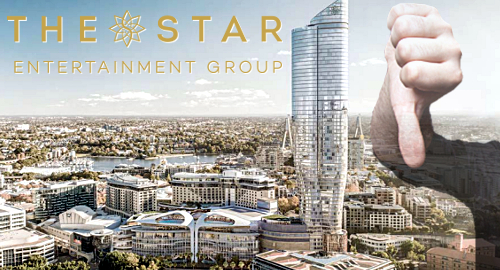 The Star Entertainment's Sydney tower in doubt after gov't report