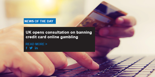 UK opens consultation on banning credit card online gambling