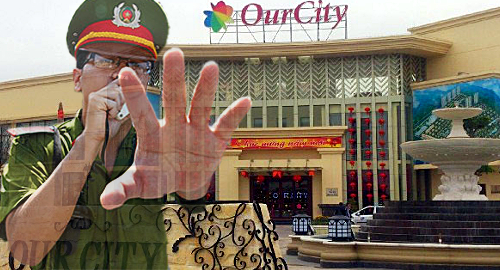 Vietnam busts 'biggest ever' Chinese-led online gambling ring