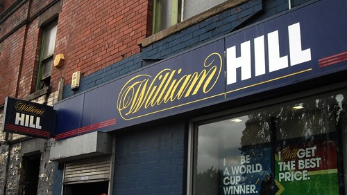 William Hill to close 700 shops due to FOBT stake decrease