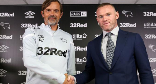 "32Red's ""record breaking"" Derby County deal raises eyebrows"