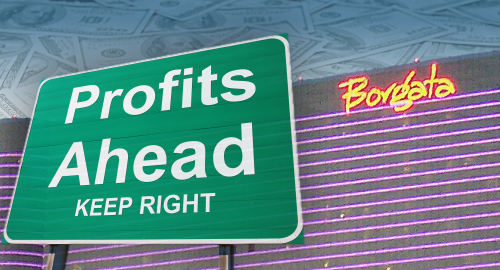 Borgata the only Atlantic City casino to post profit gain in Q2