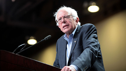 Bernie Sanders calls out Station Casinos over dealings with employees