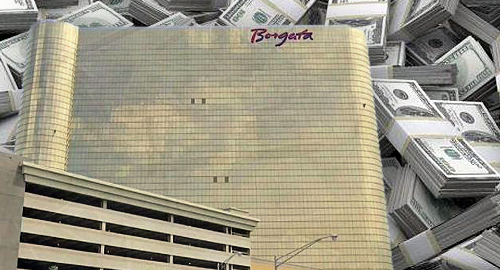 borgata-atlantic-city-casino-gaming-record