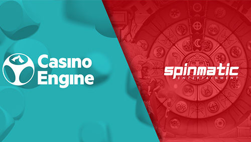 CasinoEngine further expands vendor network with Spinmatic deal