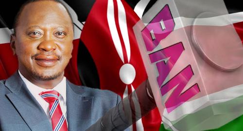 Kenya's president willing to sign total ban on gambling