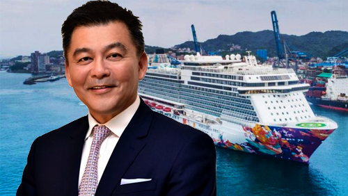 Michael Goh named new president of Dream Cruises