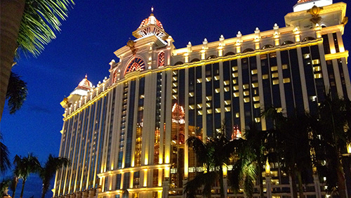 Next phase of Galaxy Macau falling behind schedule