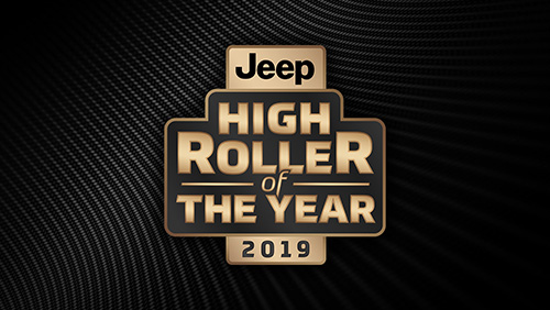 Poker Central partner with Jeep; 2019 Poker Masters schedule released.