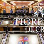 Russia's Tigre de Cristal casino surges on VIP rebound, slots surge