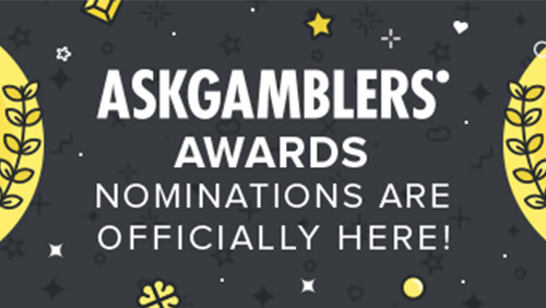 The very much expected nomination phase for the AskGamblers Awards starts today