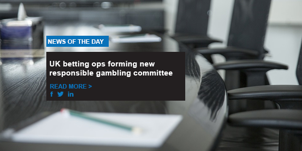 UK betting ops forming new responsible gambling committee